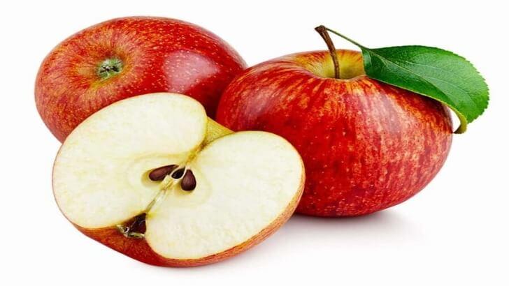 dieta de slabit cu mere)