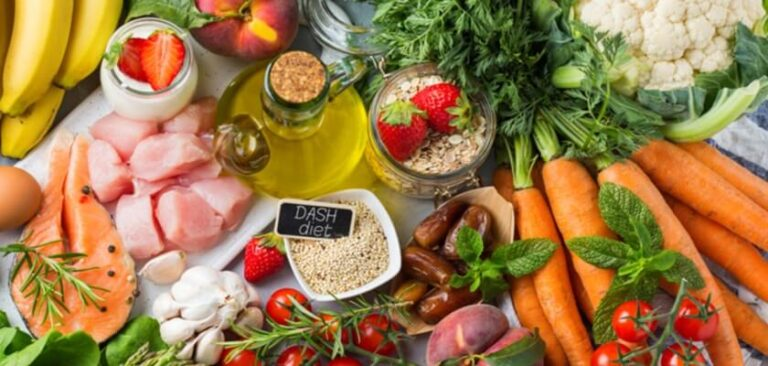 Meniuri Dieta DASH