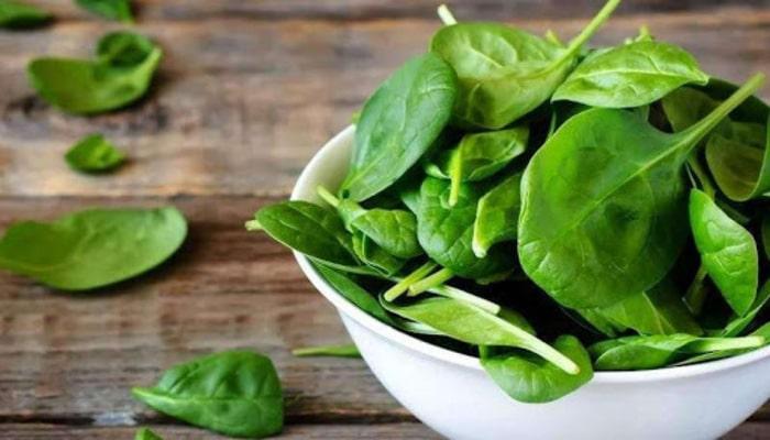 Spanac - legume dieta